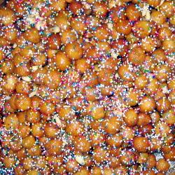 Strufoli (Honey Balls)