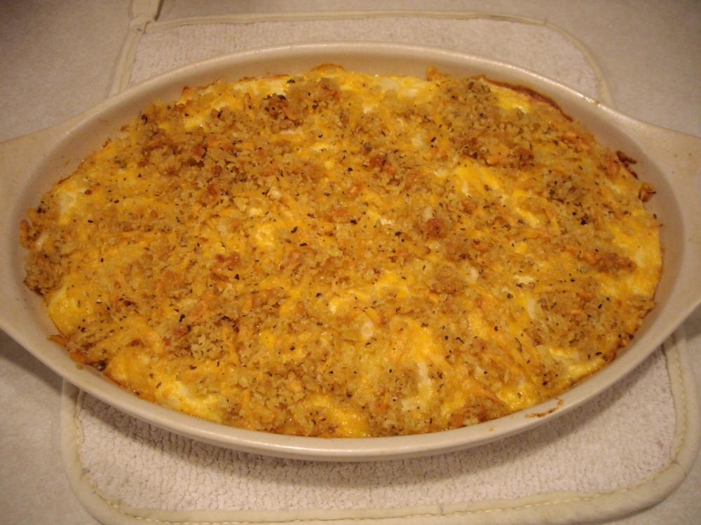 Shirataki Noodles & Cheese