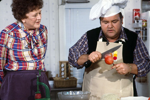 Dom Deluise Whats Cooking At The Genuas