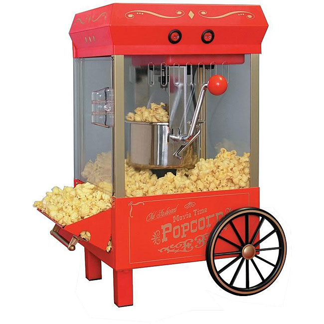 Popcorn Fanatic (4/4)