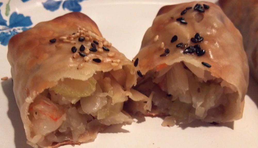 Shrimp Egg Rolls (6/6)
