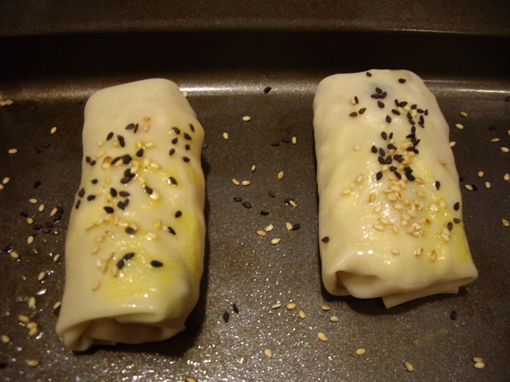 Shrimp Egg Rolls (3/6)