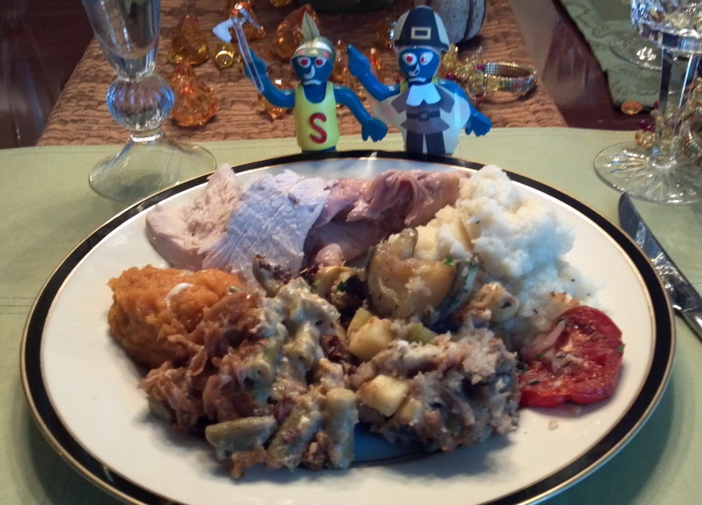 Thanksgiving Leftovers: Thanksgiving Bundles (1/6)