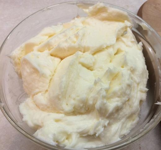 Rum/Vanilla Frosting